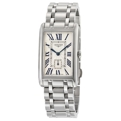 Silver Longines L57554716 Dress Watches Ladies