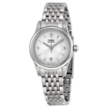 Silver Oris 01 561 7650 4031-07 8 14 61 Casual Watches Ladies