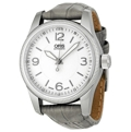 Silver Oris Dress Watches Ladies