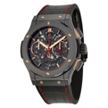 Skeleton Hublot Classic Fusion 525.CS.0138.LR.DWD14 Luxury Watches Mens