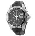 Tag Heuer Aquaracer CAF2010.FT8011 Mens Black Sport Watches