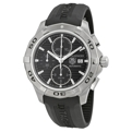 Tag Heuer Aquaracer CAP2110.FT6028 Black Guilloche Casual Watches