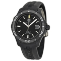 Tag Heuer Aquaracer WAK2180.FT6027 Black Sport Watches