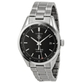 Tag Heuer Carrera WV2115.BA0787 Mens Black Sport Watches