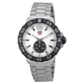 Tag Heuer Formula 1 WAU1111.BA0858 White Casual Watches