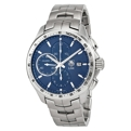 Tag Heuer Link Mens Blue Luxury Watches