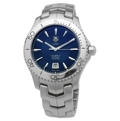Tag Heuer Link WJ201C.BA0591 Mens Stainless Steel Sport Watches