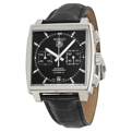 Tag Heuer Monaco CAW2110.FC6177 Mens Stainless Steel Dress Watches