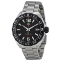 Tag Heuer WAZ1110.BA0875 Mens Black Dress Watches