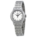 Tissot Carson Ladies White Casual Watches