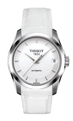Tissot Couturier T035.207.16.011.00 White Casual Watches