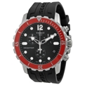 Tissot Mens Black Casual Watches