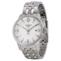 Tissot PRC 200 T0554101101700 White Luxury Watches