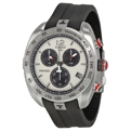 Tissot PRS 330 T0764171708700 Mens Light Grey Casual Watches