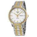 Tissot T0654302203100 Mens White Casual Watches