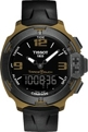 Tissot T0814209705706 Mens Tactile Sapphire Sport Watches