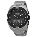 Tissot T0914204405100 Mens 45 mm Casual Watches