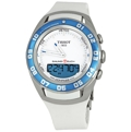 Tissot Touch Collection T0564201701600 White Digital / Analog Sport Watches