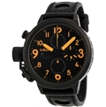U-Boat Flightdeck 6254 Mens Black Casual Watches