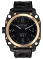 U-Boat Thousands of feet 5328 Black Luxury Watches