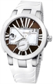 Ulysse Nardin 243-10-3/30-05 Ladies 40 mm Luxury Watches