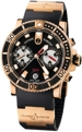 Ulysse Nardin 8006-102-3a/92 Mens Automatic Luxury Watches