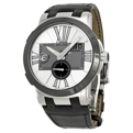 Ulysse Nardin Executive 243-00/421 Mens Stainless Steel Luxury Watches