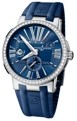 Ulysse Nardin Executive 243-00b-3/43 Mens Scratch Resistant Sapphire Luxury Watches