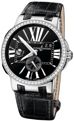 Ulysse Nardin Executive 243-00b/42 Mens Scratch Resistant Sapphire Luxury Watches