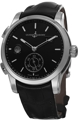 Ulysse Nardin GMT Dual Time 3343126-92 Black Luxury Watches