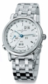 Ulysse Nardin GMT Perpetual 320-22-8 Silver Luxury Watches