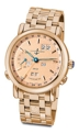 Ulysse Nardin GMT Perpetual 322-88-8 Mens Dress Watches