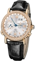 Ulysse Nardin GMT Perpetual 326-28 38.5 mm Luxury Watches