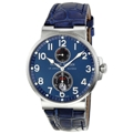 Ulysse Nardin Maxi Marine 263-66/623 Blue Casual Watches