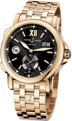 Ulysse Nardin Quadrato 246-55-8-32 18kt Rose Gold Dress Watches