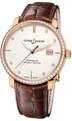 Ulysse Nardin San Marco 8156-111b-2/991 Mens 18kt Rose Gold Luxury Watches