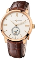 Ulysse Nardin San Marco 8276-119-2/31 Mens 40 mm Luxury Watches