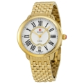 White Mother of Pearl Diamond-set Michele Serein MWW21B000017 Dress Watches Ladies