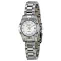 White Mother of Pearl Longines L3.198.4.87.6 Luxury Watches Ladies