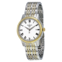 White Tissot Carson T0854102201300 Casual Watches Mens