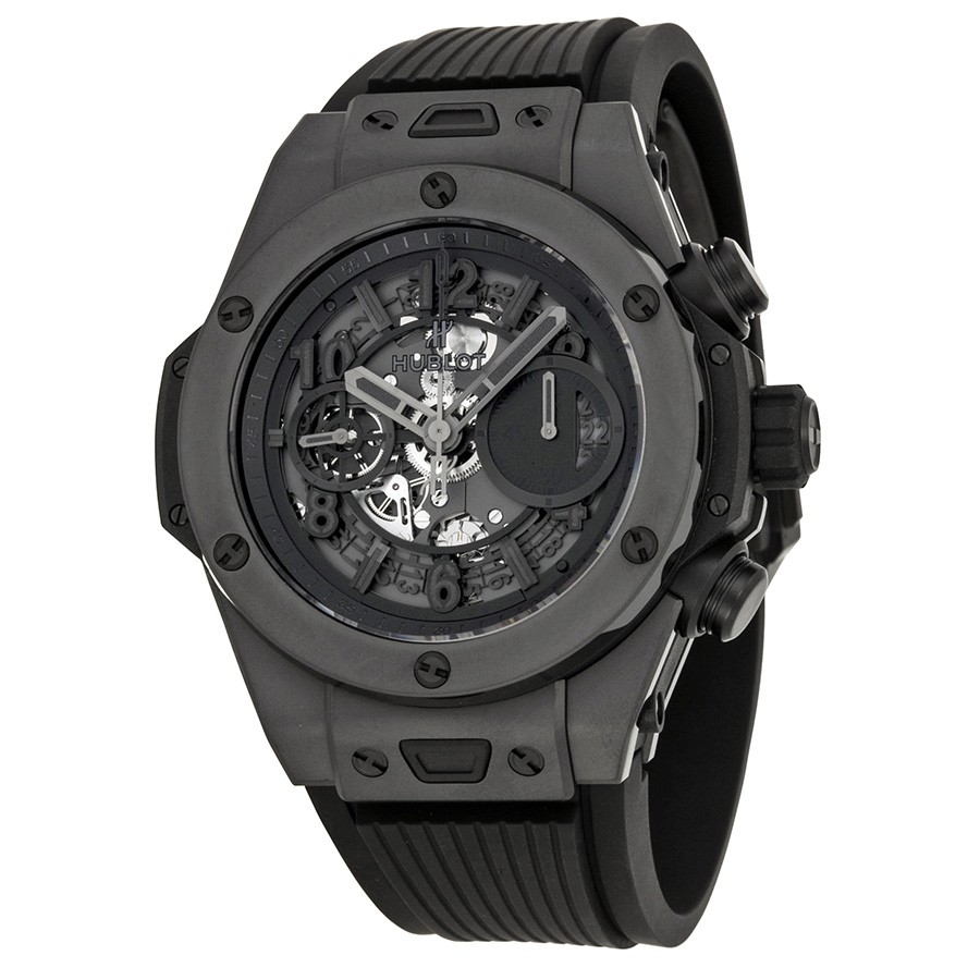 Replica 45.5 mm Hublot 411.CI.1110.RX Mens Luxury Watches