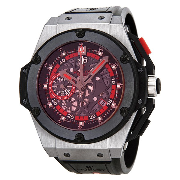 Replica Automatic Hublot UEFA Euro Mens 48 MM Luxury Watches