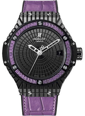 Replica Black Hublot Big Bang 346.CD.1800.LR.1905 Luxury Watches Mens