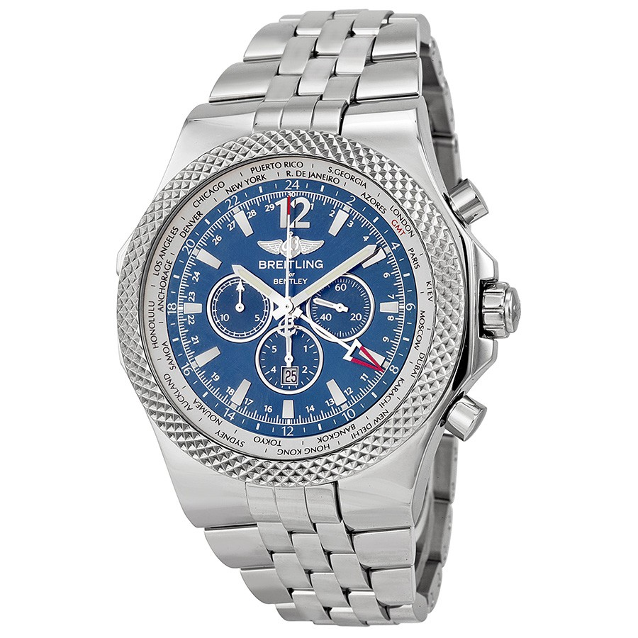 Replica Blue Breitling Breitling For Bentley A4736212/C768 Luxury Watches Mens
