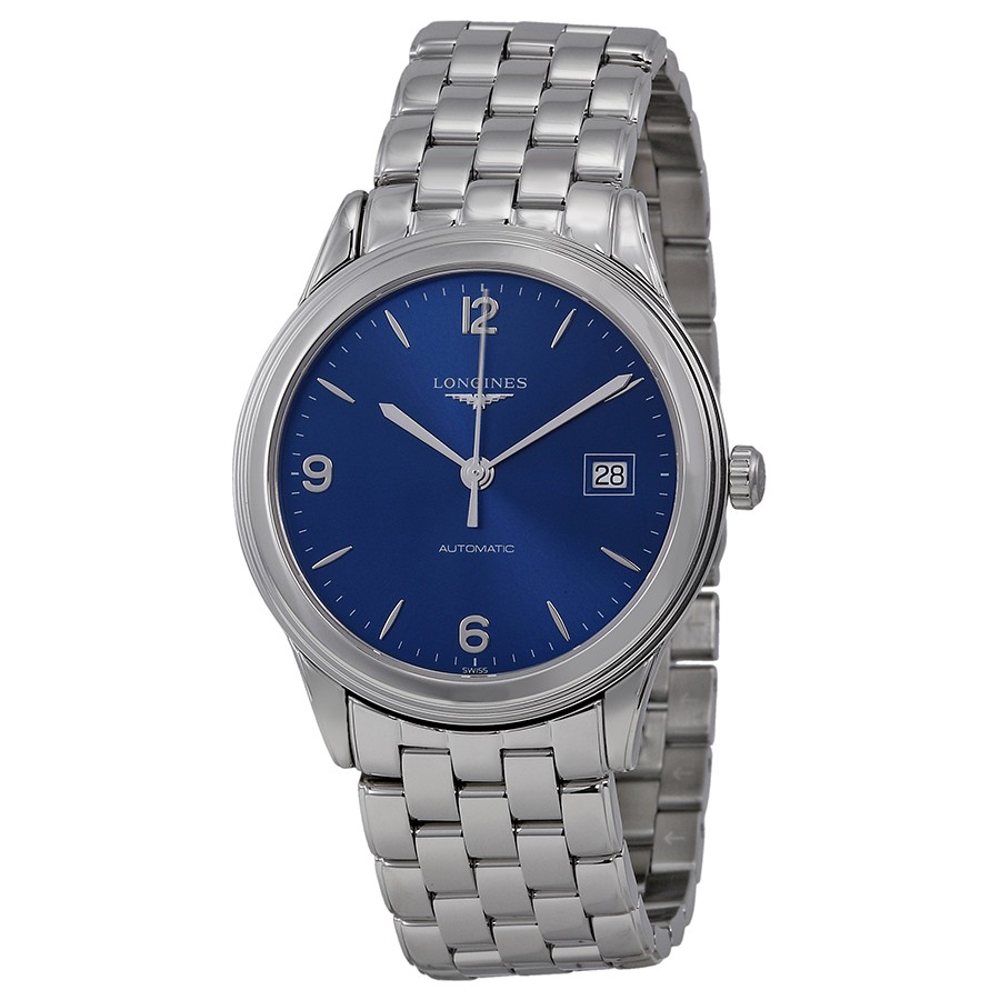 Replica Blue Longines L4.874.4.96.6 Casual Watches Mens