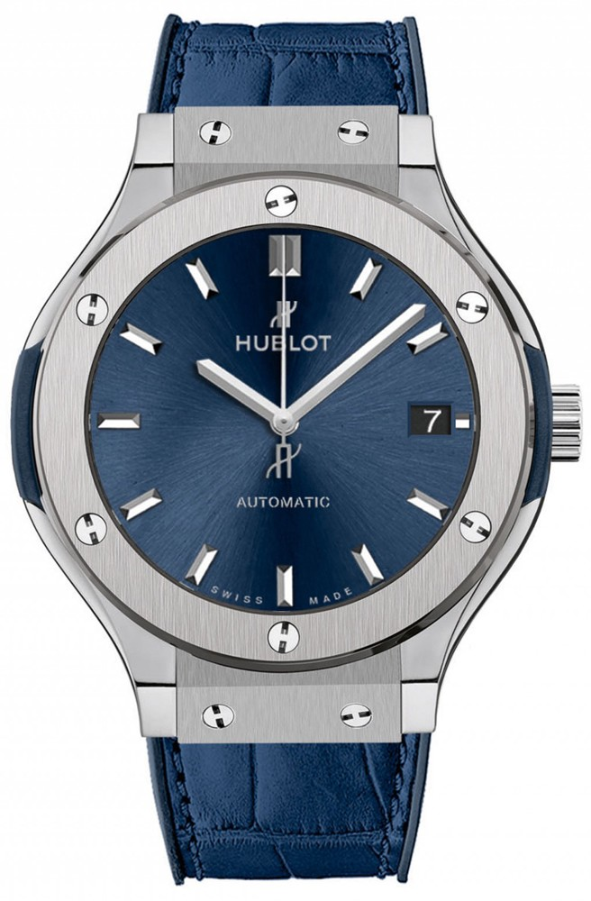Replica Blue Sunray Hublot 565.NX.7170.LR Luxury Watches Mens