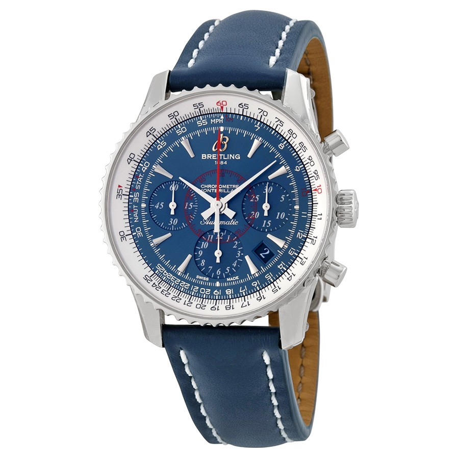 Replica Breitling AB0130C5-C894BLLD Blue Luxury Watches