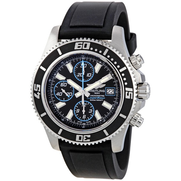 Replica Breitling Superocean A1334102/BA83 Mens Sapphire Luxury Watches
