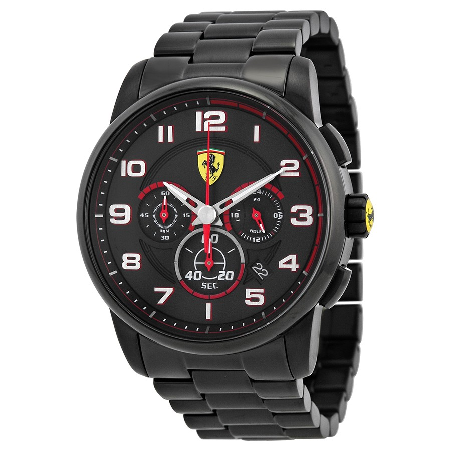 Replica Ferrari 830054 Mens Black Casual Watches