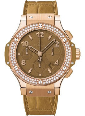 Replica Hublot 341.PA.5390.LR.1104 Ladies 18K Red Gold Luxury Watches